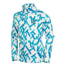 rossignol GIRL 1/2 ZIP WARM STRETCH (RLEYL02)