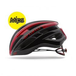 GIRO Foray MIPS-red/black