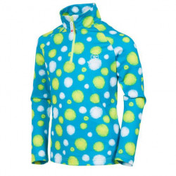 rossignol GIRL 1/2 ZIP WARM STRETCH RLDYL02