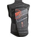rossignol chranič ROSSIFOAM VEST BACK PROTEC JR  (RK2P104)