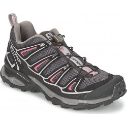 OBUV SALOMON X ULTRA 2 W ASPHALT / BLACK / HOT PINK - 371641