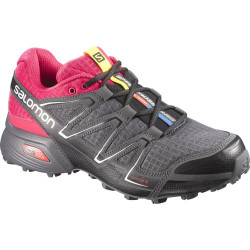 OBUV SALOMON SPEEDCROSS VARIO W black 376120