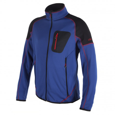 SVETER CMP FLEECE JKT 3G20957 N986