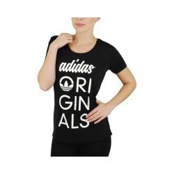Adidas Originals Tee BLACK AJ8973