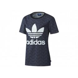 Tričko Adidas TRACK Denim TEE AJ7197