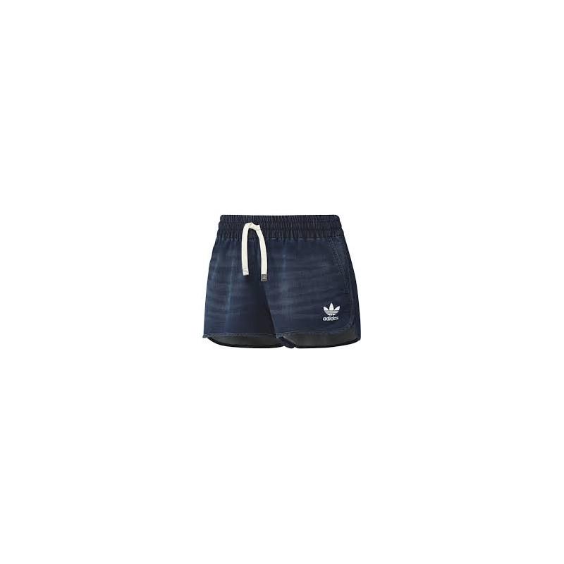 Adidas DENIM R SHORTS MEBLDE AJ7181