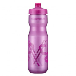 LIV Doublespring 750ml transparent pink