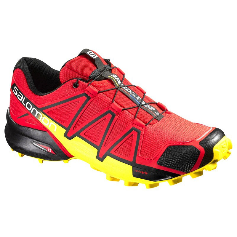 SALOMON SPEEDCROSS 4 381154 red