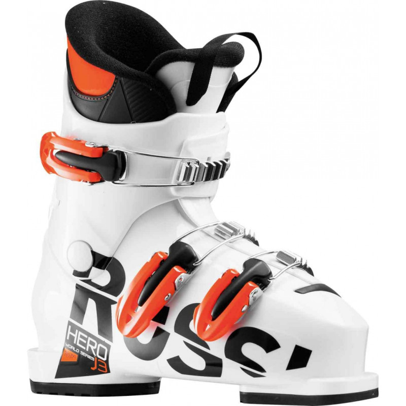 ROSSIGNOL HERO J 3 - WHITE