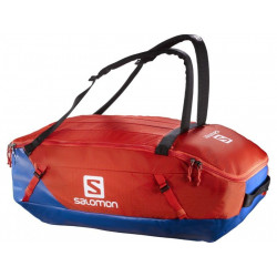 SALOMON PROLOG 70 BACKPACK Lava Orang / Blue Yonde - 382389
