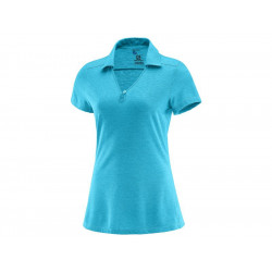SALOMON ELLIPSE POLO W Enamel Blue - 393081
