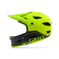 GIRO Switchblade MIPS-mat lime/black