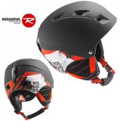 ROSSIGNOL PRILBA COMP J BLACK-LED RKFH503