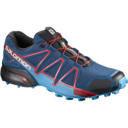 SALOMON SPEEDCROSS 4 L40079700 Poseidon/Hawaiian/Fiery Red