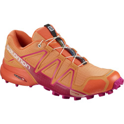 SALOMON SPEEDCROSS 4 W L40098500  bird of paradise/nasturtium/pink yarrow