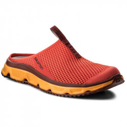 SALOMON RX Slide 3.0 Fiery Red/Bright Marigold/Syrah 402410