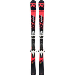 Lyze s viaz. Rossignol HERO JR Multi-event XP JR (RAHBB02)+Xpress Jr 7 B83 bk/wht(FCFD031)