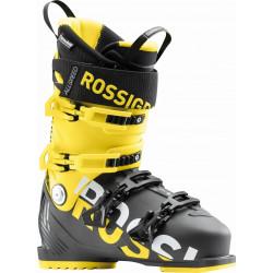 Lyžiarky ROSSIGNOL Allspeed 120 black/yellow