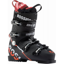 ROSSIGNOL SPEED 120 BLACK/RED RBH8010