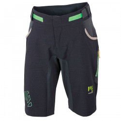 KARPOS19 Adventure Short 2500855-999 BLACK/DARK GREY