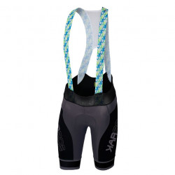 KARPOS19 VERVE Bibshort 2500858-002 BLACK/DARK GREY