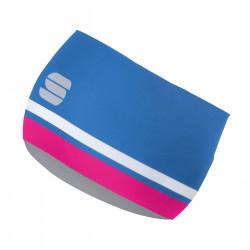 SPORTFUL Diva Headband 1102068-408 celenka W modra/ružova/biela
