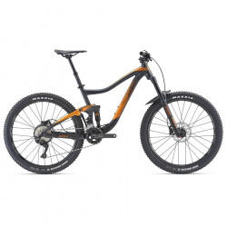 GIANT Trance 3 GE 27,5  METALLI BLACK/METALLIC ORANGE