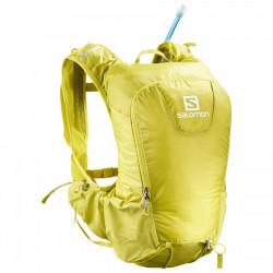Bežecký batoh Salomon SKIN PRO 15 SET Citronelle/Sulphur Spring