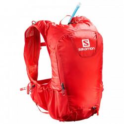 Bežecký batoh Salomon SKIN PRO 15 SET FIERY RED