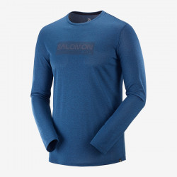 SALOMON AGILE GRAPHIC LS M