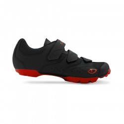GIRO Carbide RII Black/Red
