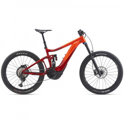 BIKE GIANT REGIN E+ 1 Pro electric red