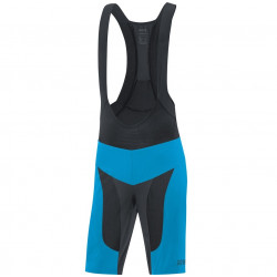 Nohavice GORE C7 Pro 2in1 Bib Shorts+-dynamic cyan/black