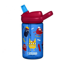 FLASA Camelbak Eddy+ Kids 14oz 0,4 Litra Doodle Sport