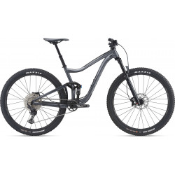 BICYKEL GIANT TRANCE X 29 3  black/black chrome