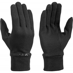 Rukavice LEKI Innergloves 63881513 cierne
