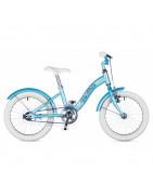 detské bicykle s 16'' kolesami